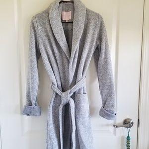 Victoria's Secret Fleece Knit Robe